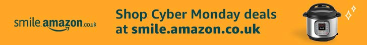 Shop at Amazon and give us money while you shop!